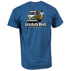 Old Guys Rule Stand By Your Van Blue