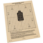 "Rite in the Rain No 9125 25m Zeroing Targets 8.5"" x 11"" M16A2, M16A4, M4 Carbine"