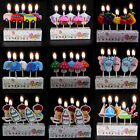 Birthday Party Candles Birthday Cake Toppers Candles Decoration Gift