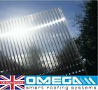 16mm Polycarbonate Roofing & Glazing Sheets - Various Sizes / Colours, TAPED