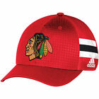 Chicago Blackhawks NHL Men's 2017 Draft Cap Structured Pro Collection Red