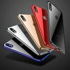 Luxury Shockproof Ultra Thin Clear Soft TPU Rubber Case Cover For Apple iPhone X