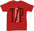 TWENTY ONE PILOTS Initial Line Band Logo T-SHIRT OFFICIAL MERCHANDISE
