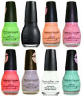 SINFUL COLORS Nail Polish GET BRIGHT Pastel Neon COLLECTION Matte *YOU CHOOSE*