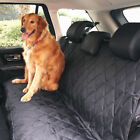 1x Car Pet Dog Back Seat Cover Protector Non-Slip SUV Auto Soft Padded Bench Mat