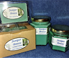 Hand Poured Winter Holiday Scents Soy Candles, Tarts & Votives - Juniper Breeze