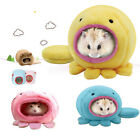 Small Animals Pet Hamster Octopus Warm Hanging Bed Hammock Toy House