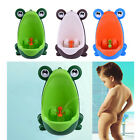 Animal Frog Kids Potty Toilet Training Children Urinal Boys Pee Trainer Bathroom
