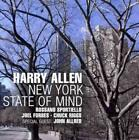 HARRY ALLEN - NEW YORK STATE OF MIND USED - VERY GOOD CD