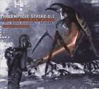 PREEMPTIVE STRIKE 0.1/NIKLAS KVARFORTH - PIERCE THEIR HUSK [DIGIPAK] USED - VERY
