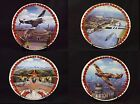 """Decorative Plates by Royal Grafton 'Lest We Forget' Series (8.75"""")"""