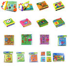 Kid Educational Cloth Book Baby Intelligence Early Learning Toys Developmental