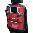 Car Back Seat Organizer Storage Bag,Pockets for Phone,ipad,pad,Bottles,Umbrellas