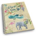 Note taker for 2017 'Don't Give Up!' Convention of Jehovah's Witnesses Ministry