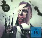 GOTHMINISTER - UTOPIA [CD+DVD] [PA] USED - VERY GOOD DVD