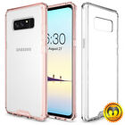 For Samsung Galaxy Note 8/S8/ Plus Case Shockproof Hybrid Rubber Hard Back Cover