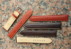 Genuine Calf Leather Watch Band,Strap, Interchangeable, Quick Release Men, Women