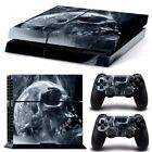 Decal Vinyl Skin Protection Sticker for Playstation4 PS4 console