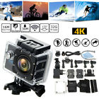 Waterproof 4K SJ9000 Wifi HD 1080P Ultra Sports Action Camera DVR Cam Camcorder <br/> ❤ US ePacket Fast Ship ❤ Delivery in 24H ❤ Tracking No.