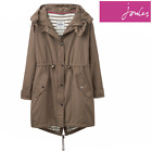 Joules Swithin Ladies Waterproof Parka (X) **FREE UK Shipping**