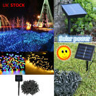 20-500 LED Solar/BatteryPower Fairy Lights String Garden Outdoor Party Xma Decor