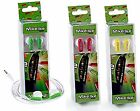 JUST BORN 1 Pair MIKE AND IKE Candy Shaped EARBUD HEADPHONES New! *YOU CHOOSE*