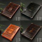 Solid Wood Tea Tray Drainage Water Storage Kung Fu Tea Table Serving Tray