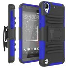 CoverON For HTC Desire 530 / Desire 630 Holster Case Kickstand Tough Cover