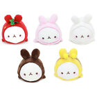 "Molang 8"" Lieing Cute Rabbit Bunny Soft Doll Cushion Pillow Anime Toy Gift"