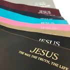 Leatherette cover for 'Jesus - The Way the Truth, the Life' Congregation Bible s
