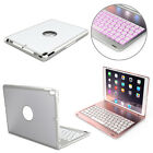New Ultra Thin Aluminum Bluetooth Keyboard Cover Case Stand for Apple iPad 10.5""