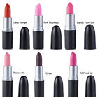 Sexy Waterproof Charms Solid Lipstick Lip Gloss Stain Moisturizer Nude Colors