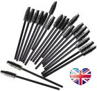 Disposable Mascara Wands Eyelash Brushes Spooler Lash Extension Applicator UK