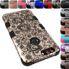 FOR ZTE BLADE ZMAX PRO 2 HEAVY DUTY TUFF ARMOR RUBBER HYBRID CASE COVER+STYLUS