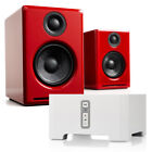 Audioengine A2+ Powered Desktop Speakers w/ Sonos CONNECT Wireless Hi-Fi Player