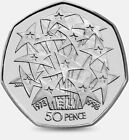 50p Fifty Pence KEW GARDEN Coin Complete Collection Olympic Beatrix Potter