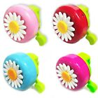 Kids Bell Bicycle Horns Sports Bike Flower Power Girl Child Ride Loud Clear Ring