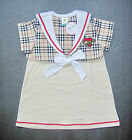BABY GIRL DRESS, Designer Outfit, Party or Casual Wear Dress, Age 0-3 Years Old,