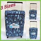 * NEW Kite Lite Spinner Luggage Travel Suitcase Rolling Briefcase Trolley 3 Size