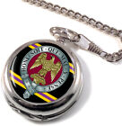 3rd East Anglian Regiment Full Hunter Pocket Watch (Optional Engraving)