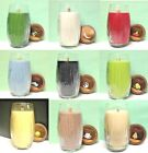 Yankee Candle PURE RADIANCE Large 22 oz Wood Wick VASE JAR CANDLES - 16 CHOICES