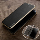 For iPhone X 10 Luxury Magnetic Flip Leather Wallet Card Holder Stand Case Cover
