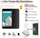 2.5D Curved Edge 9H Tempered Glass Screen Protector Film Cover For Vernee M5