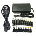 12-24V 96W Universal Laptop Adjustable Charger Power Supply Adapter 18 Connector