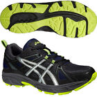 Asics Gel Trail Tambora 4 Mens Running Shoes - Black