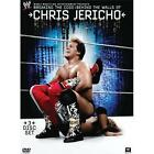 WWE Breaking the Code Behind the Walls of Chris Jericho DVD 3-Disc Set Brand New