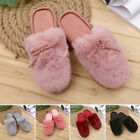 New Women Men Winter Warm Antiskid Slippers Plush Indoor Couple Home Shoes Gift