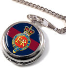 Household Cavalry Full Hunter Pocket Watch (Optional Engraving)