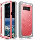 Galaxy Note 8 / S10 / S10e / S10 Plus Kickstand Case,Poetic® Shockproof Cover