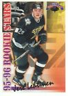 1996-97 Topps Picks Rookie Stars Hockey Cards Pick From List